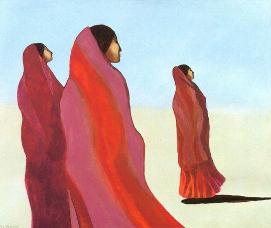 Гормен Р.К.   Женщины пустыни