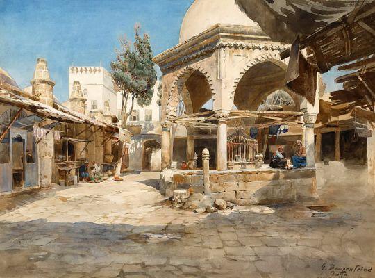 Колодец в Яффо