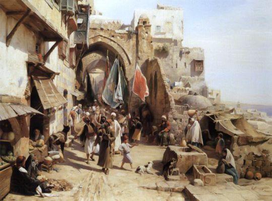 Улица в Яффо