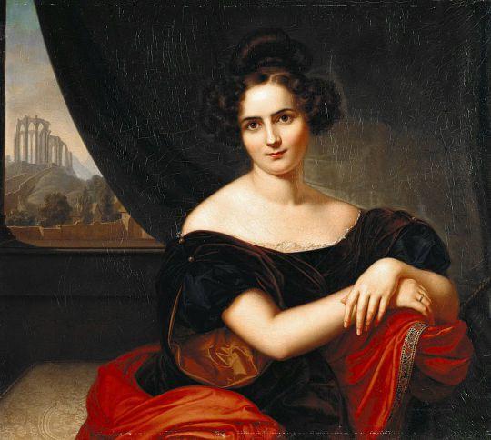 Портрет фрау Гедеке