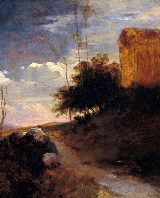 Итальянский пейзаж