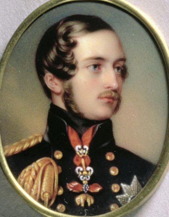 Принц Альберт