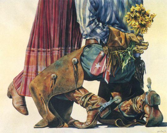 Роман ковбоя