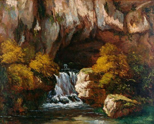 Исток реки Лизон