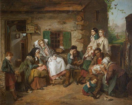 Шотландские поселенцы в Северной Америке