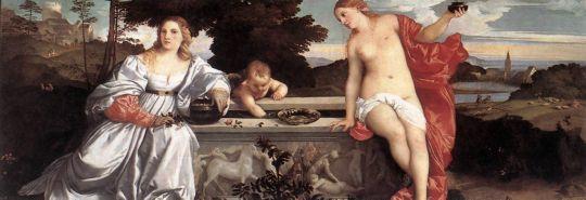«Любовь Земная и Любовь Небесная», Тициан