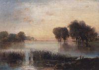 Пейзаж с рекой