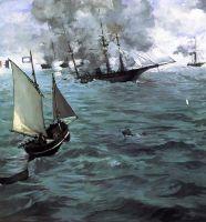 Битва 'Кирсарджа' и 'Алабамы'