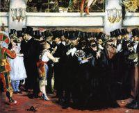 Бал-маскарад в опере