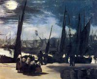 Лунный свет над Болонским портом