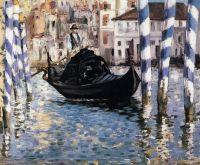 Большой канал, Венеция (также известная как Голубая Венеция)