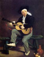 Испанский певец (также известна как Гитарист)