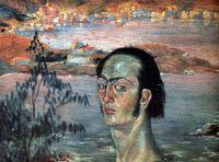 Автопортрет с рафаэлевской шеей
