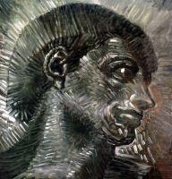 Голова, подсказанная Микеланджело