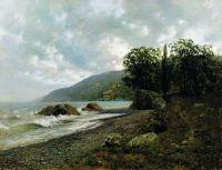Крымский пейзаж.