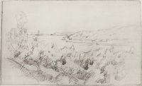 Пейзаж на Волге.