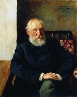 Портрет Н.П. Панафидина.