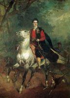 Портрет А.Н.Демидова.