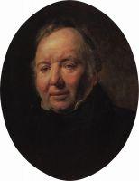 Портрет итальянского адвоката Франческо Аскани.