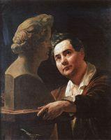 Портрет скульптора И.П.Витали.