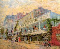 Ресторан де ла Сиран в Аньер-сюр-Сен