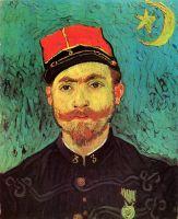 Портрет Милле, младшего лейтенанта Зуав