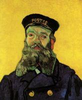 Портрет почтальона Иосифа Рулена