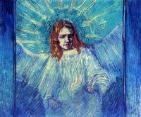 Фигура ангела (по Рембрандту)