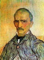 Портрет Трэбук, помощника в больнице Сент-Пола