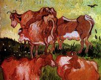 Коровы (по Жордэну)