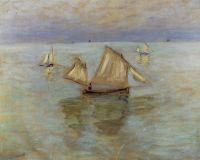 Рыбацкие лодки 1 Пурвий