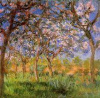 Весна в Живерни
