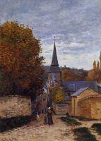 Улица в Сен-Адрес
