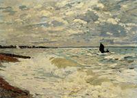 Море в Сен-адрес
