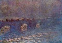 Мост Ватерлоо, Рассвет