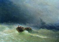 Кораблекрушение у Афонской горы