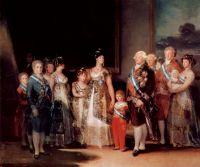 Карла IV и его семья