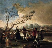 Танец Мах на берегах Мансанарес