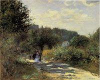 Дорога в Лувесьен