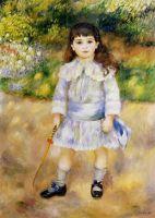 Ребенок с кнутиком