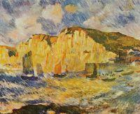 Скалы на берегу моря