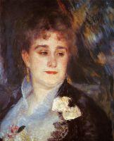 Первый Портрет мадам Жорж Шарпантье
