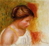 Габриэль с зеркалом и портрет Коко