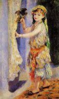 Девочка с соколом