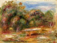 В саду Коллет в Кань