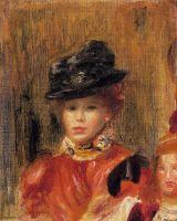Мадам Лебрен и ее дочь
