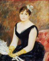Мадам Леон Клаписсон (также известная как Мария Генриетта Валентина Бийе)