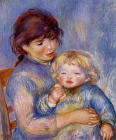 Материнство (также известная как Ребенок с печеньем)