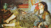 Одалиска (также известная как Алжирская женщина)
