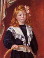 Портрет Жана Ренуара (также известная как Ребенок с обручем)